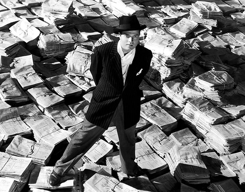 Welles, Orson - Citizen Kane