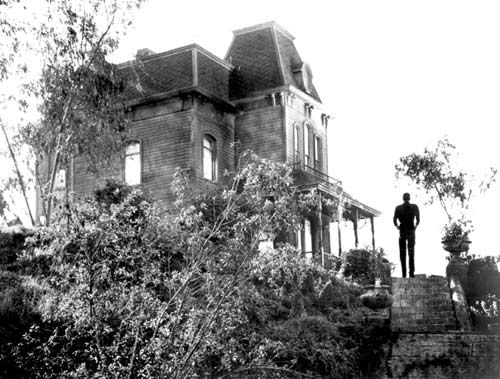Psycho Norman's house