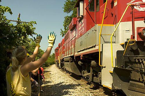 ECOS - train