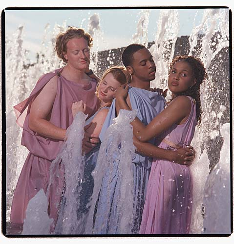 """2000: The lovers of """"A Midsummer Night's Dream"""""""