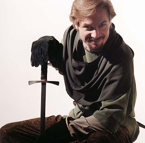 2003: Tom Phillips as Robin Hood
