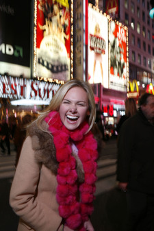 Bundy_albumlaughing_in_times_square